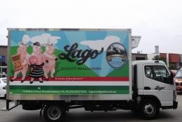 Lago truck