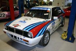 Lancia Delta front