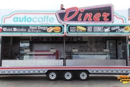 Autocaffe diner open