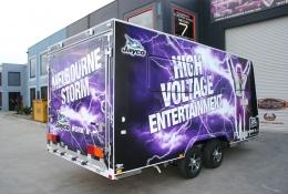 Melbourne Storm trailer
