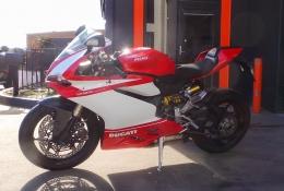 Ducati 1299 Panigali Custom Decals