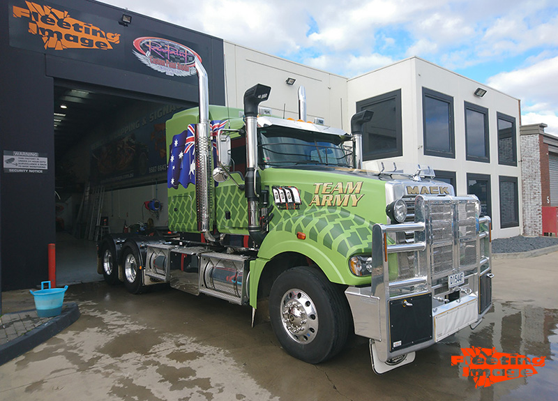 Trucks Trailers Amp Bus Wraps Gallery