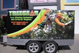 Treegear trailer