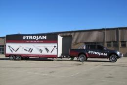 Trojan trailer