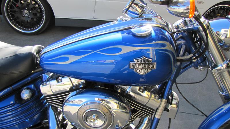 Best Vinyl Wraps For Motorcycle In Melbourne Fleeting Image