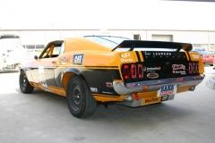 Bowe Mustang rear