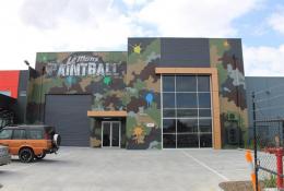 LeMans Paintball exterior
