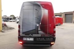 Glasstek rear