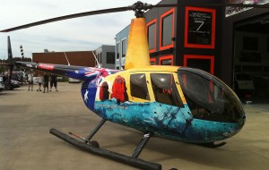 helicopter wraps